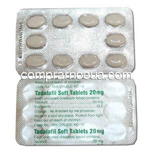 Comprar  Cialis Blando online en farmacia