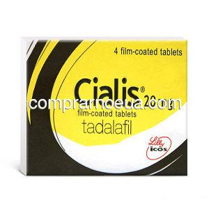 Comprar  Cialis online en farmacia