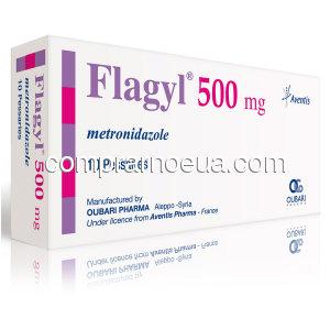Comprar  Flagyl online en farmacia