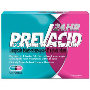 Comprar  Prevacid online en farmacia