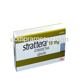 Comprar  Strattera online en farmacia