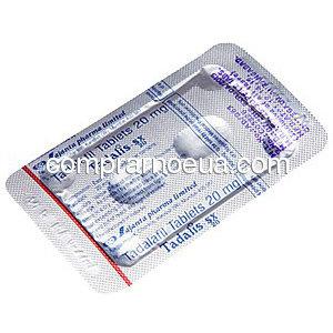 Comprar Tadalis SX online en farmacia